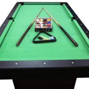 7ft MDF Green Felt Pool Table $999