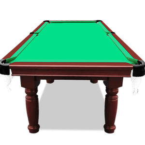 Green Pool Table Snooker