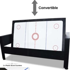 Convertible Air Hockey Pool Table