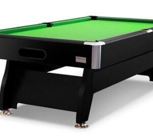 8ft Green Felt MDF Pool Table
