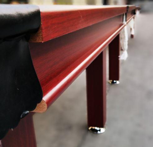 8ft Smart Series Pool Table Square Leg 1