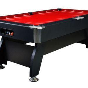 Red LED Pool Table