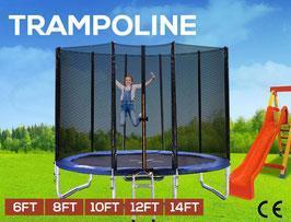 8ft Trampoline Round Trampolines, 6ft Trampoline Round Trampolines, 10ft Trampoline Round Trampolines