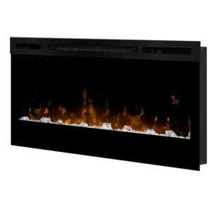 PRISM Electric Fireplace