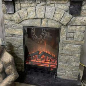 Designer Electric Fireplace