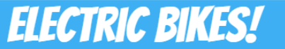 Electric Bikes Banner