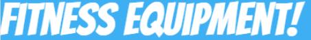 Fitness Equipment Banner