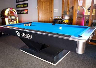 7ft Slate Pool Table Rasson